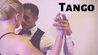 Argentiinalainen tango Saara Tuikkala ja Emilio Cornejo