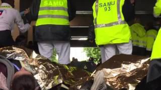 Euro 2016  Simulation d'attentats au Stade de France   Monde  Europe   lematin ch