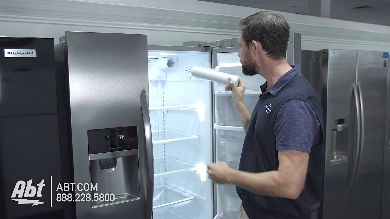 How To Replace The Water Filter In Your Frigidaire