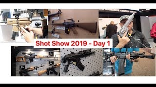 Everything I saw at Shot Show 2019 - Day 1
