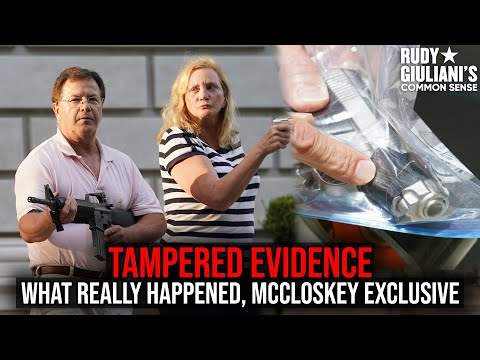 TAMPERED EVIDENCE: McCloskey's Walk Rudy Giuliani Through What Really Happened | Ep. 67