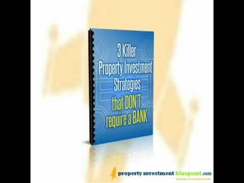FREE Creative Property Investment eBook == How to Buy WITHOUT a BANK