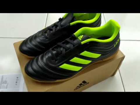 Unboxing Sepatu Futsal Adidas Copa 19 4 In Original Youtube