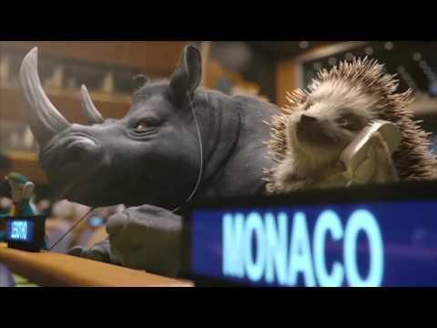 Global Goals - First Ever Global Cinema Ad