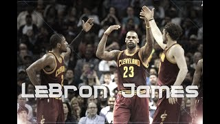 Lebron james 'believer'