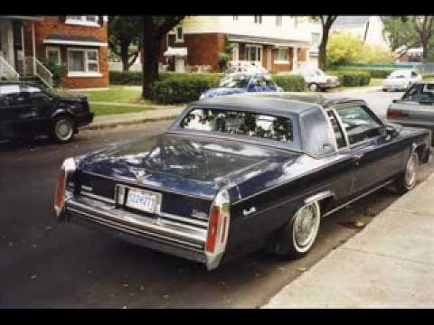 Cadillac Fleetwood For Sale >> 1977 - 1991 Cadillac Deville And Fleetwood Brougham Photo Tribute. - YouTube