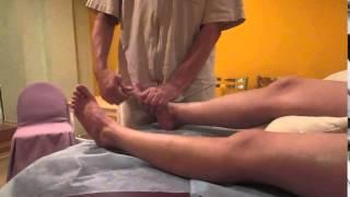 Массаж ног видео уроки 2