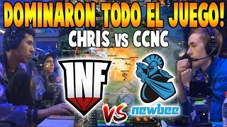 INFAMOUS vs NEWBEE [Game 2] BO3 - Les Dominaron Todo La Partida - TI9 THE INTERNATIONAL 2019 DOTA 2