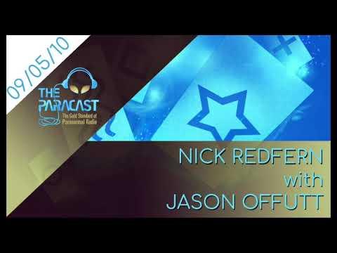 The Paracast: September 5, 2010 — Nick Redfern with Jason Offutt