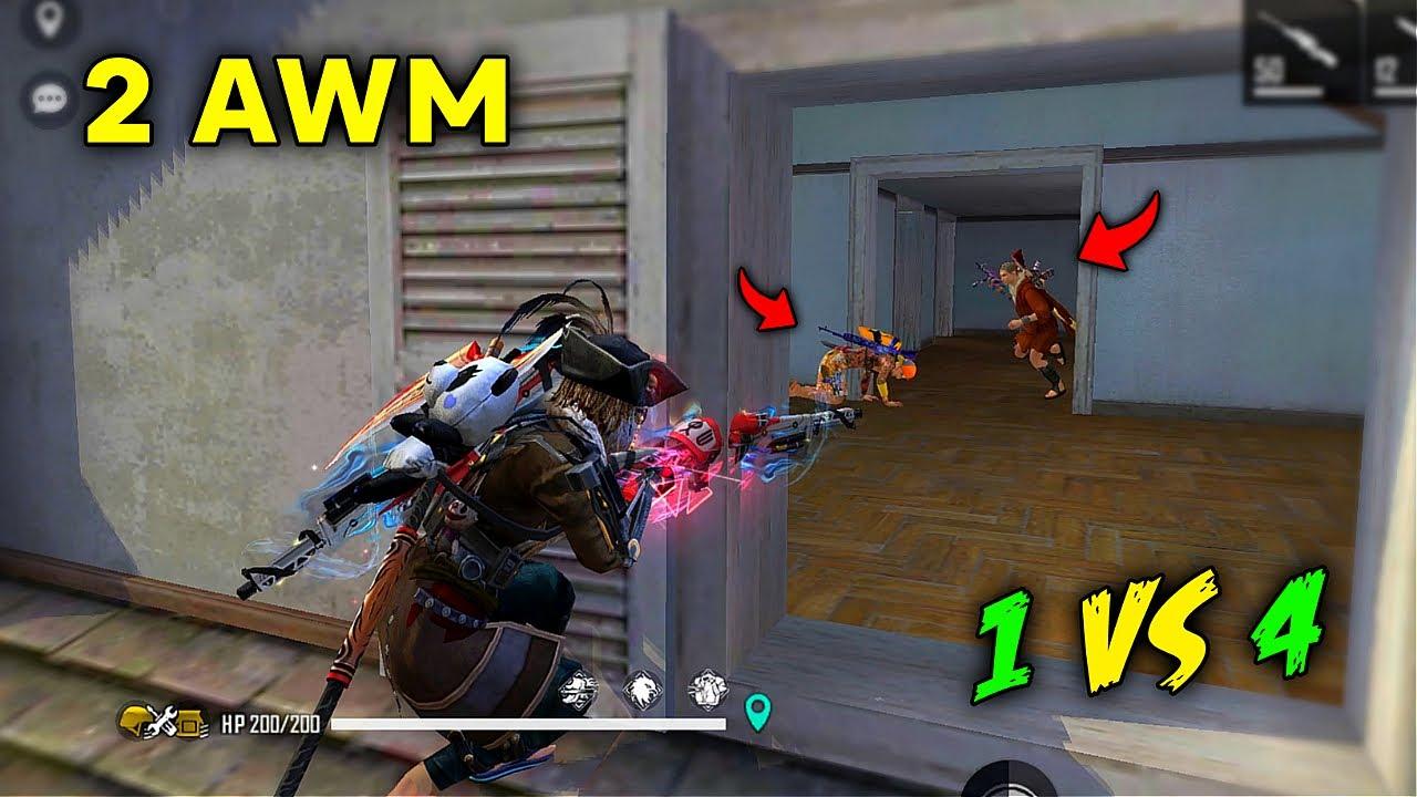 Download Ajjubhai GrandMaster Game End Best AWM Gameplay Moment - Garena Free Fire
