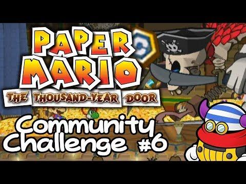 Paper Mario Community Challenge #6 [December 2017]