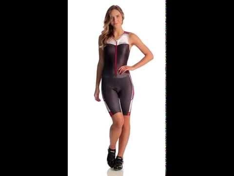 Louis Garneau Women's Tri Course Club Suit   SwimOutlet.com
