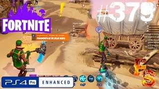 Fortnite, Save the World - The X Marks The Spot, Destroy Covered Wagons - FenixSeries87