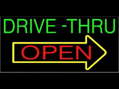 Drive-Thru Auto -Tune (radio sketch )