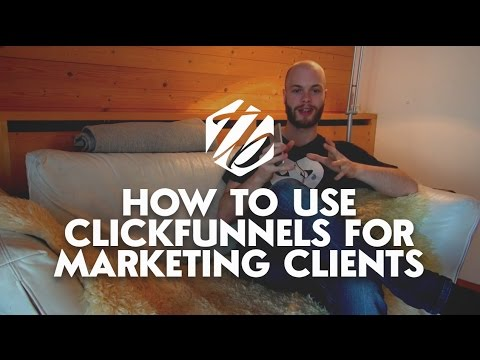 Starting A Marketing Agency — Using ClickFunnels to Build Sales Funnels | #294