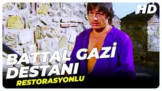 Battal Gazi Destanı | Cüneyt Arkın Eski Türk Filmi Tek Parça (Restorasyonlu)