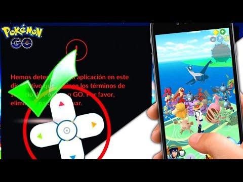 ¡SUPRIMIR LISTA NEGRA! MEJOR HACK POKEMON GO 0.91.1 JOYSTICK ANDROID (ANTI BLACKLISTED) Pokemon GO