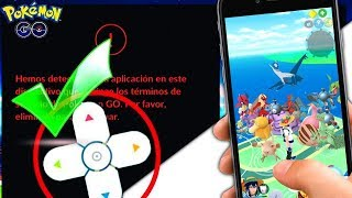 ¡SUPRIMIR LISTA NEGRA! MEJOR HACK POKEMON GO 0.89.1 JOYSTICK ANDROID (ANTI BLACKLISTED) Pokemon GO