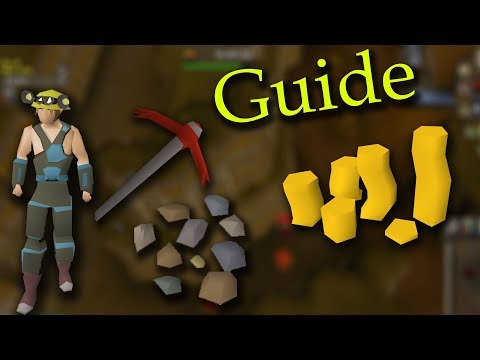 OSRS Motherlode Mine Guide - The Best Way To Mine?