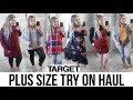 TARGET TRY ON HAUL | SOOOO CUTE! 😍PLUS SIZE FASHION