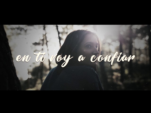 En ti voy a confiar - Sahiana (Video Lyric)
