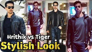 Hrithik Roshan First Look For Hrithik Vs Tiger Action Movie Shooting