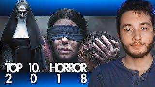 TOP 10- I MIGLIORI FILM HORROR DEL 2018