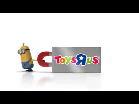 Despicable Me 2 At Toys R Us!