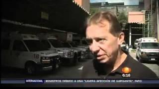 Los bomberos, héroes del 11-S -- Primero Noticias / September 11th, First News