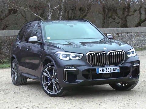 Essai BMW X5 M50d M Performance 2019