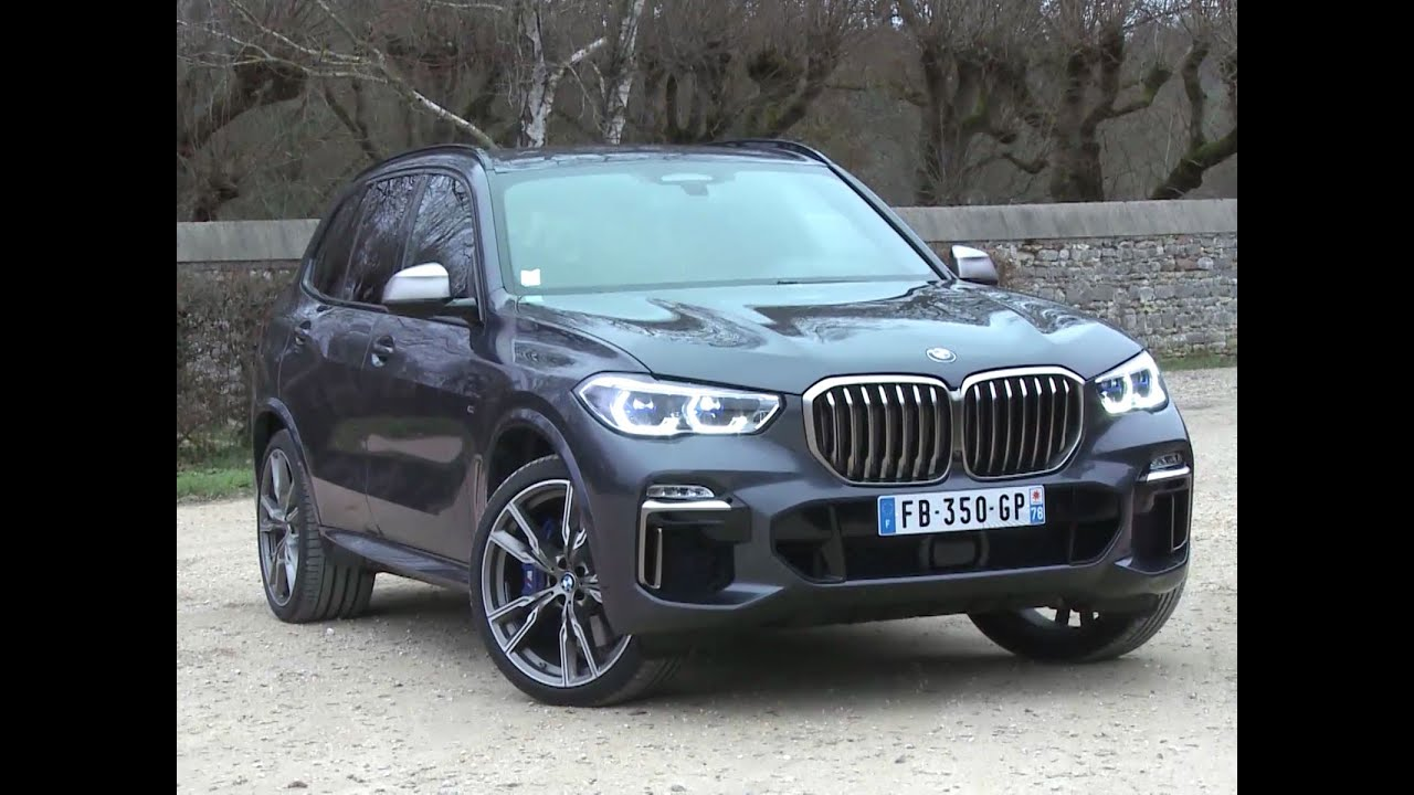 essai bmw x5 m50d m performance 2019 youtube. Black Bedroom Furniture Sets. Home Design Ideas