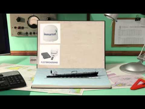 Mariners around the world rely on Inmarsat for safety at sea