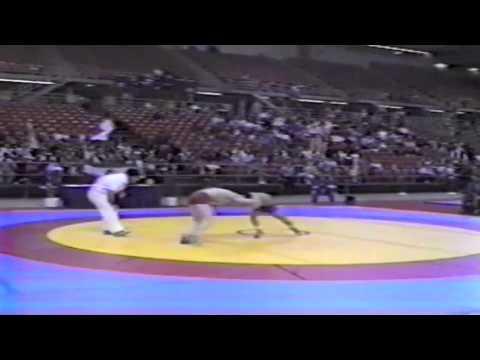 1994 World Cup: 52 kg Alexej Varlamov (RUS) vs. Gholam Reza Mohammadi (IRI)