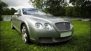 видео Отзывы владельцев Bentley