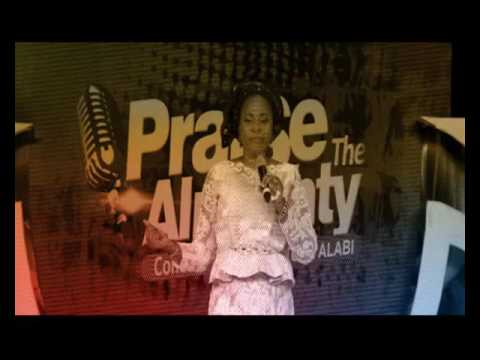 Download TOPE ALABI SECOND PERFORMANCE @ PRAISE THE ALMIGHTY 2016