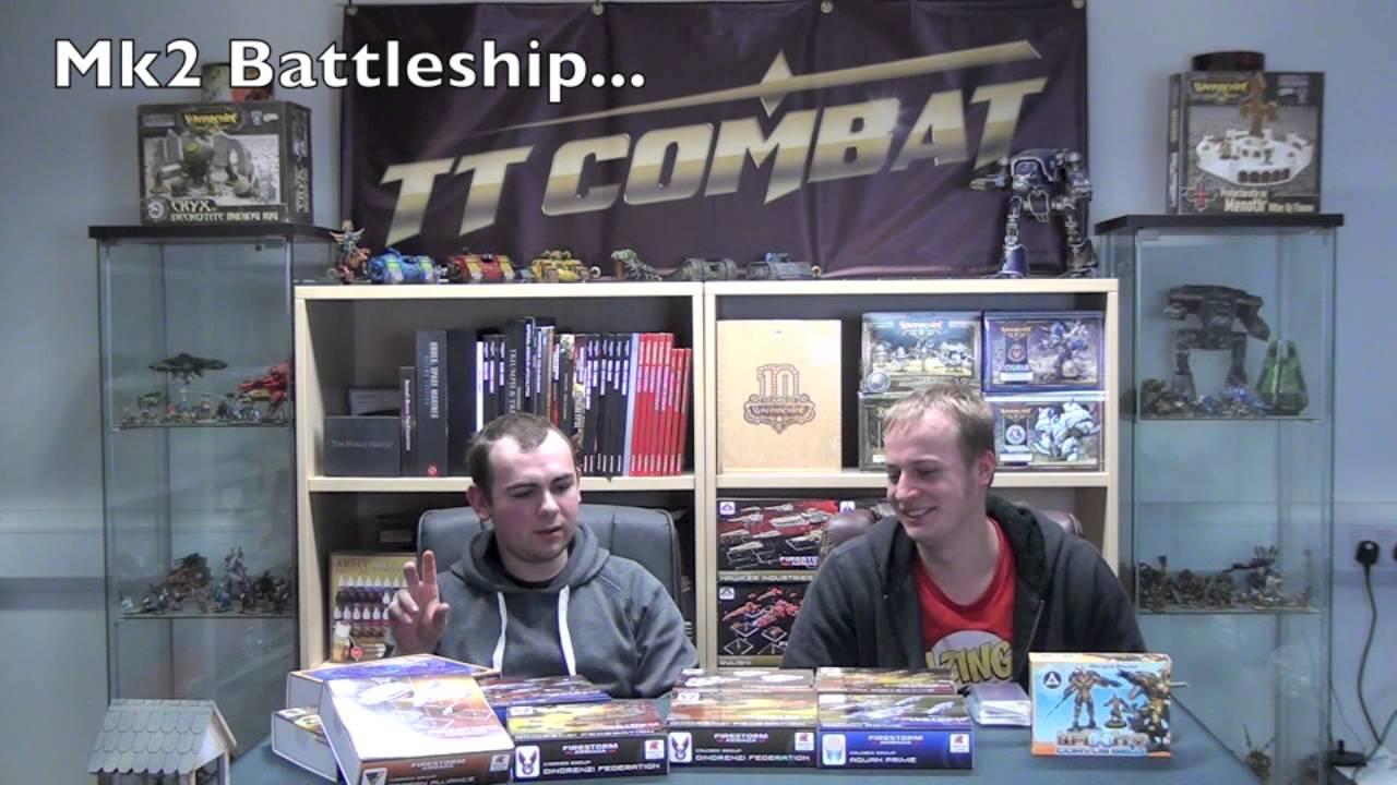 Download Tabletop Tuesday - episode 4 of Season 1 - Spartan games, Micro-art, Scibor and Infinity!