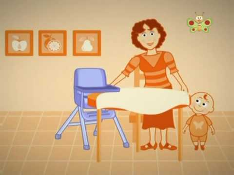BabyTV Louie's world my objects english