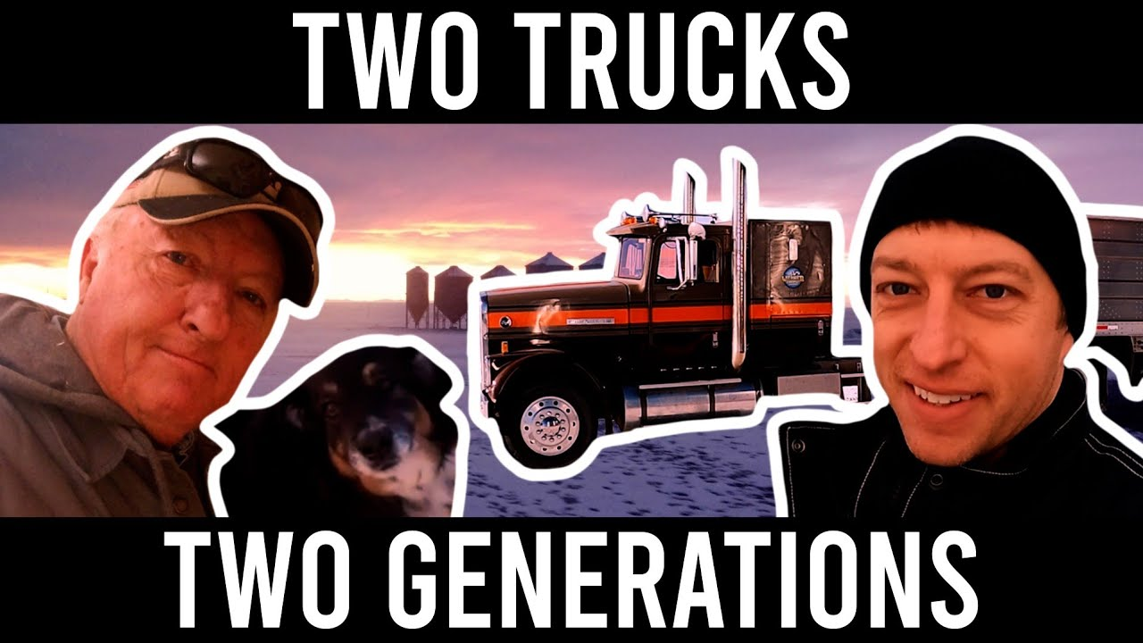 FATHER and SON Hauling Duo | Farm-Style Trucking