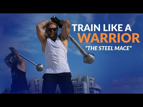 Warrior Workout: How To Use a Steel Mace