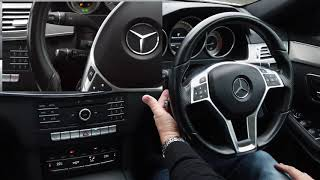 Review and Virtual Video Test Drive In Our 2016 Mercedes Benz E Class 2 1 E220 CDI BlueTEC AMG Night
