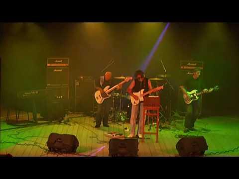 OLD MEN ROCK-BAND (black shoes) live  concert 2016