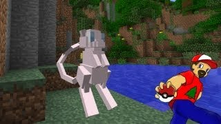 Pixelmon SMP Episode 5: My First Shiny & A Mew!!!