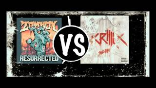 Breakn' a Resurrected (Zomboy VS Skrillex) Mashup