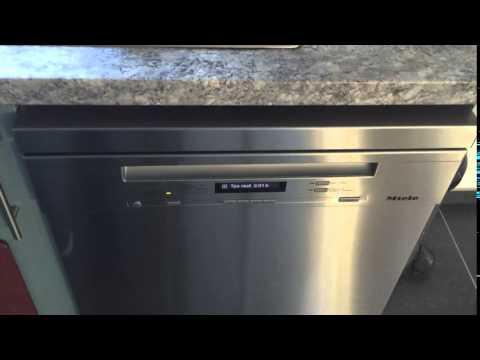 Lave vaisselle Miele G 6410 SC Clean Steel Auto Open
