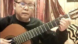 Cây Đàn Sinh Viên (Quốc An - lời: Thuận Thiên) - Guitar Cover by Bao Hoang