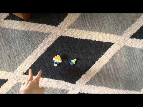Lego City Coast Guard Plane polybag Speed-Build