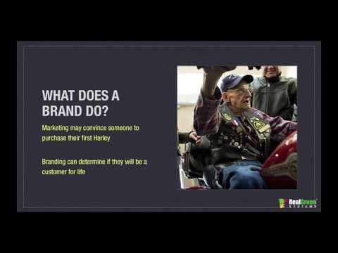 Brand It! Real Green Systems discusses building your lawn care company brand