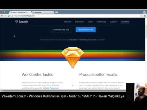 """Download Vakademi Webinar (Canlı Yayın) Kaydı: Windows Kullanıcıları için - Nedir bu """"MAC"""" ?"""