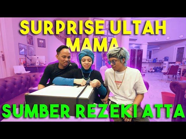 SURPRISE ULTAH MAMA ATTA! Bahagia Bareng.....