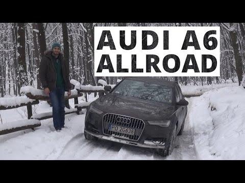 Audi A6 allroad quattro 3.0 TDI 320 KM, 2015 [PL/ENG/DE] - test AutoCentrum.pl #176